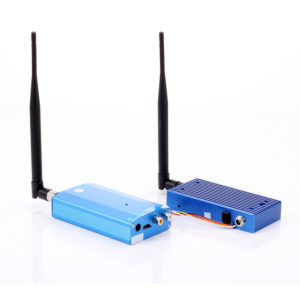 1.3G 10W 4CH Wireless