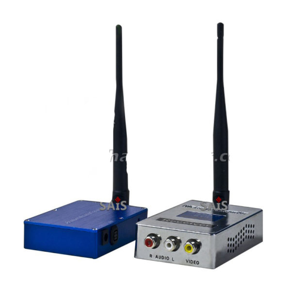 1.3G 5W Wireless Audio Video AV Transmitter