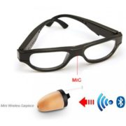 Ideal Bluetooth Eyeglasses 205 305 Earphone Mini Headphone Mini Earpiece