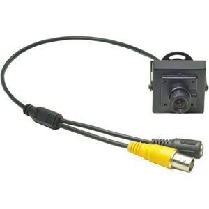 3.6mm Lens Wide Angle Mini Case Camera 540TVL CMOS With Filter CCTV Pinhole Camera Security Hidden