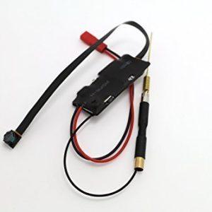 DIY Mini Hidden Spy Camera Wifi Module Home Security Camera System