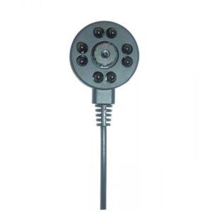 600TVL HD IR Mini CCTV Camera PHILIPS Sensor Darkness Camera