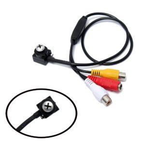Mini Spy Pinhole Audio Security Camera