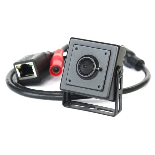 1080P Megapixel Industrial Mini IP Camera,Mini Pinhole Hidden Network Camera