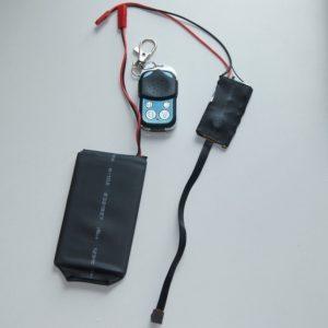 Hidden Camera DIY Module DVR