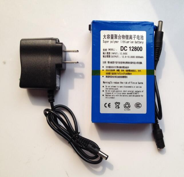 12V 8Ah Lithium ion Rechargeable Battery UPS