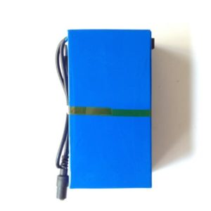 Rechargeable 12v 20ah li-ion battery