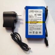 8000mah super dc 12V rechargeable ups battery