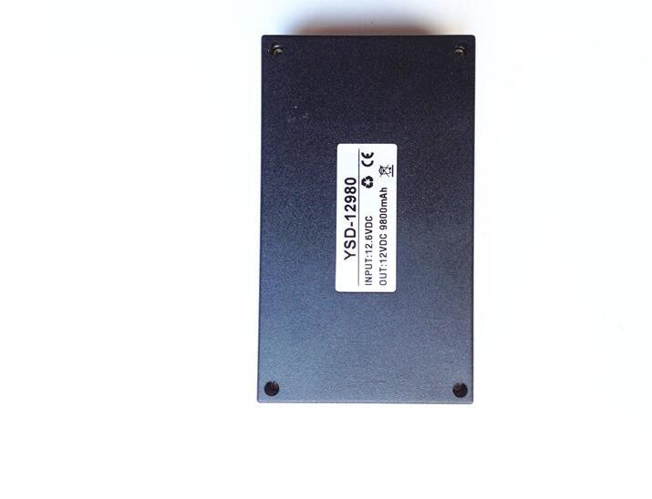 YSD-12980 9800mAh 12 Volt polymer lithium li-ion battery