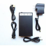 Portable batterie Recharge lithium Battery for CCTV 12v 9800mah 9V 12000mah 5V 20000mah rechargeable battery