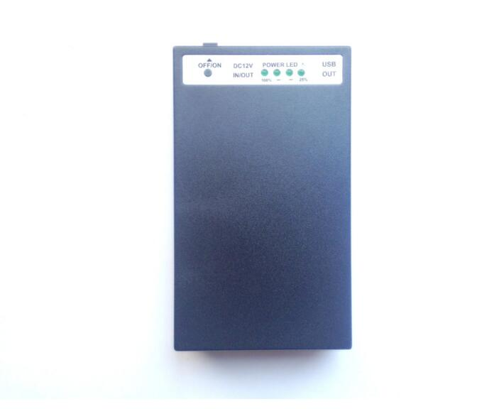 high quality 12V 6500mah/5V 12000mah Batteria