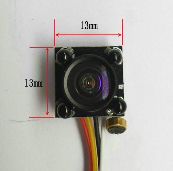 High definition Hidde Mini CCTV Camera 5.0 Megapixel 170 Degree Wide Angle