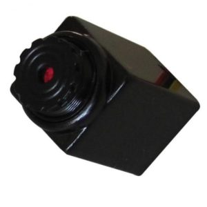 Micro FPV Camera 520TVL with Excellent Night Vision , 11X11.5X21mm