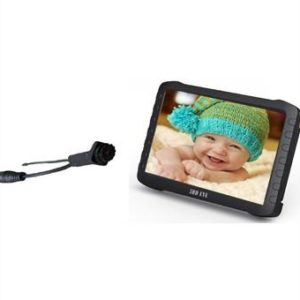 Portable HD DVR Wireless Mini Camera and Receiver For Security , 5.8G Frequency