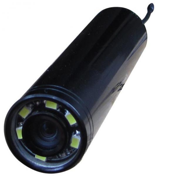 Small 2.4G 480TVL Wireless Mini Camera 10mW 4 Bright LED Inspection Camera
