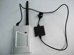 Wireless Button Camera with Li-battery Built in Tx&Rx