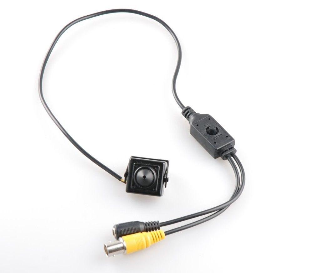 Sony Effio CCD Color Mini 700 TVL CCTV security Camera 3.7mm Pinhole Lens camera
