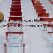 630nm Green narrow bandpass filter, 630nm bandpass filter