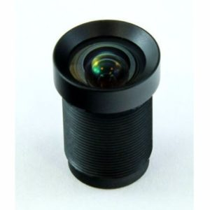 Brand New 12MP 4.4mm Rectilinear Lens (no fisheye / distortion) for GoPro Camera