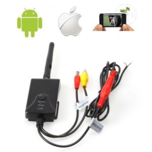 903W Wireless FPV P2P Realtime Video Transmitter Compatible For iPhone Android
