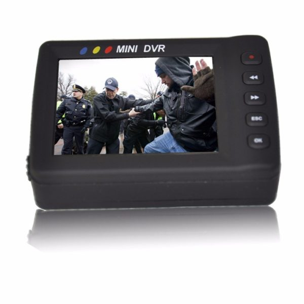 Angel eyes 2.7 inch video recorder supports 32GB ultra long standby second generation 650M mini digital camera