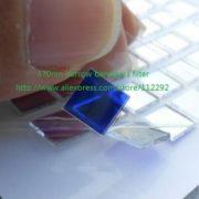 470nm Green narrow bandpass filter