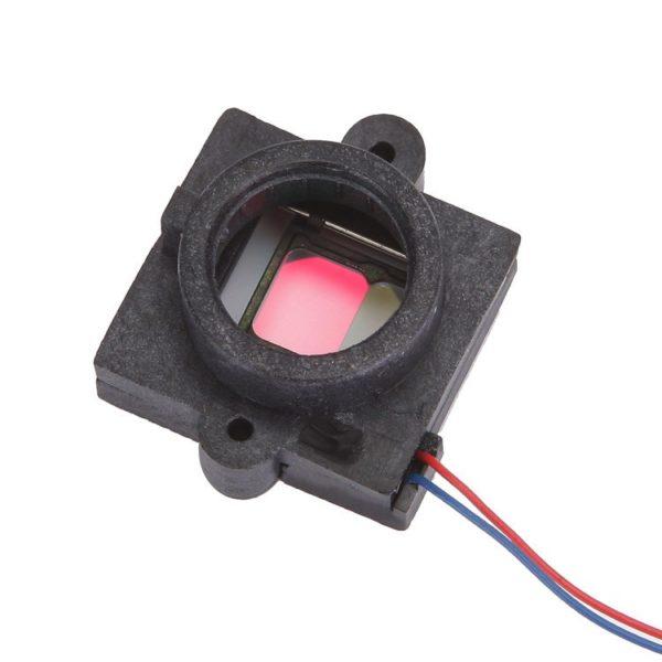 "M12 Mini IR-Cut Filter Switch, motor driven IR-Cut dual-filter holder for 1/2.5"" sensors"