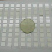 780 nm narrow-band filter Near infrared narrow-band filter 780 band pass filter 8 * 8 * 1.1 mm
