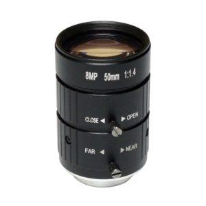 HD HD, 8 megapixels, industry, 5MP FA lens, 8MP lens focal length 50mm