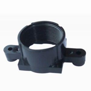 M12 Mount Lens Holder for CCD CMOS sensors, hole diameter 22mm, plastic