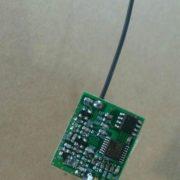 300mW 4ch 1.2Ghz Audio Video Wireless Transmitter wireless AV Transmission Module