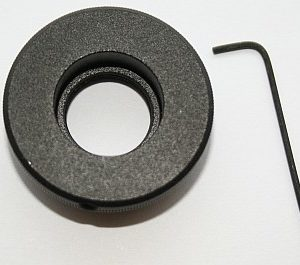 C/CS to M12 Lens Mount Adapter (with thumbscrew)