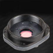 Digital HD IR-CUT million large elliptical hole double filter 20mm