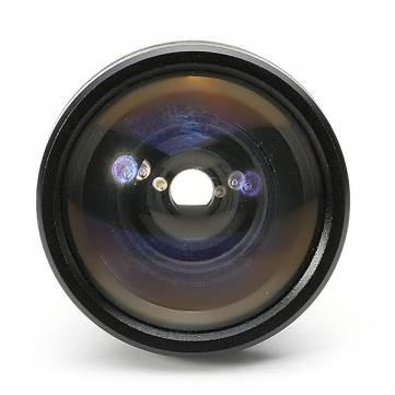 M12 4mm 80 Degree Wide Angle Fish Eye Camera Lens