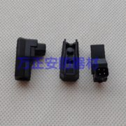 Automatic aperture plug