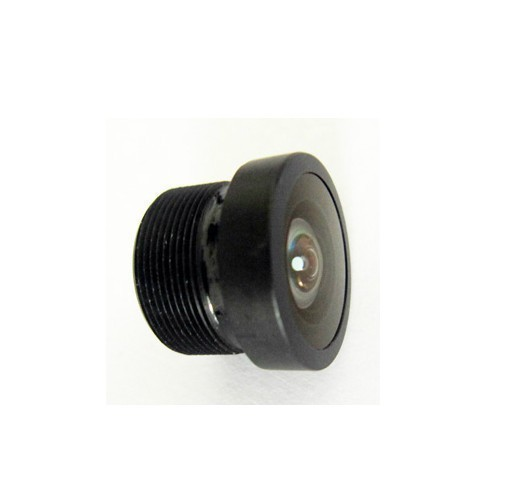 1/4 12mm diameter 160 degrees wide angle CCTV lens for rearview camera FPV camera M12 car DVR camera lens