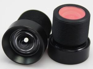 """L1121 3.6mm F3.0 1/2.5"""" 3MP Low Dist. M12 Lens"""