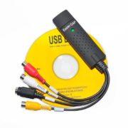Real STK1160 + GM7113 USB 2.0 video card capture
