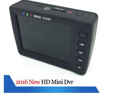 650m mini portable DVR hidden camera button covert camera