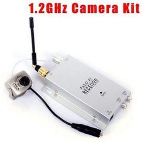 208C 1.2G wireless camera kit