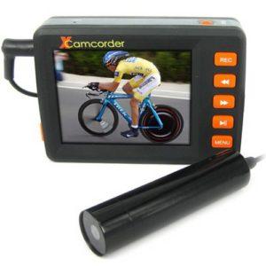 2.5 Inch Screen Digital Video Recorder + Mini Bullet CMOS Camera