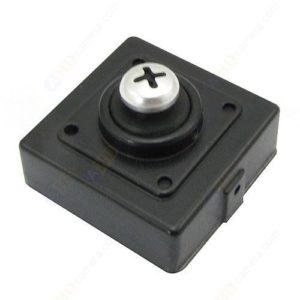 Mini Color Camera 1/3 Inch 700TVL CCD 3.7 Mm Screw Lens With MIC