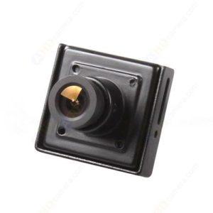 Mini Effio-P Camera 30x30mm DNR WDR Fisheye Lens 0.0001 Lux Starlight