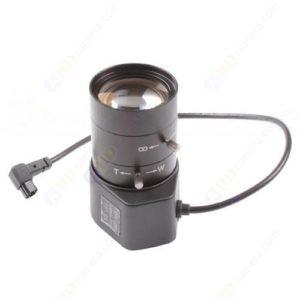 Vari-Focal CCTV CS Lens 6-60 Mm F1.6 DC-Auto Iris For Security Camera