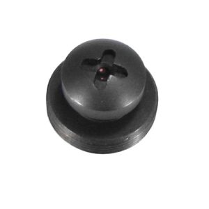 Black 4.3mm MTV Screw Lens For Board Security Camera