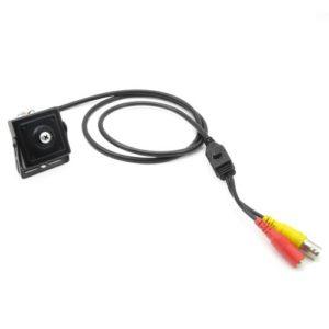 Super WDR Low Illumination 650TVL SONY CCD OSD Mini Camera Screw Lens