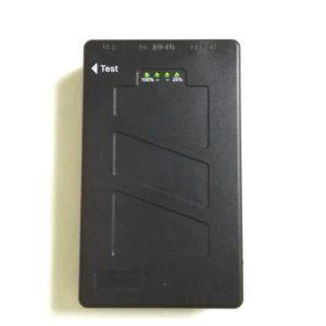 12V/5V double output li-ion rechargable battery