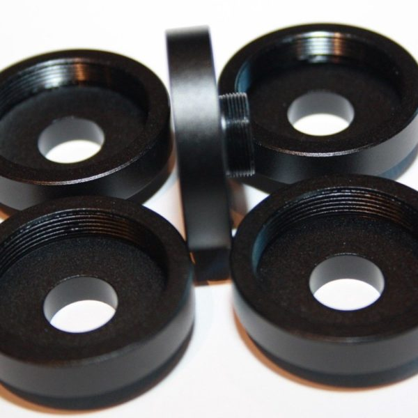 M12 to CS or C Mount Lens Converter/Adapter Ring.