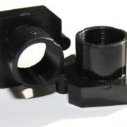 Board Lens Holder - 22mm hole spacing for M12 Mount lenses
